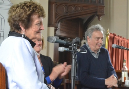 Philomena Lee & Stephen Frears - Borris Festival of Ideas