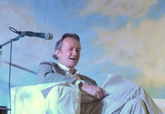 Professor Roy Foster at Borris Festival
