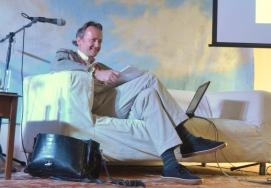 Professor Roy Foster - Borris Ballroom - 15-06-14