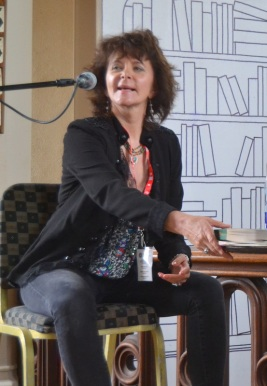 Ruth Padel - Festival of Writing and Ideas