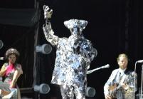 Shiny Man, Arcade Fire Gig, Marlay