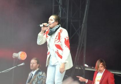 Win Butler Arcade Fire, Marlay Park, Dublin
