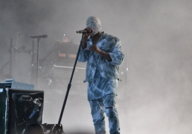Kanye West in Dublin 2014