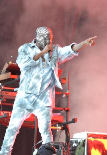 Kanye West Marlay Park 2014