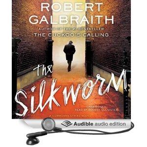 The Silkworm Audible
