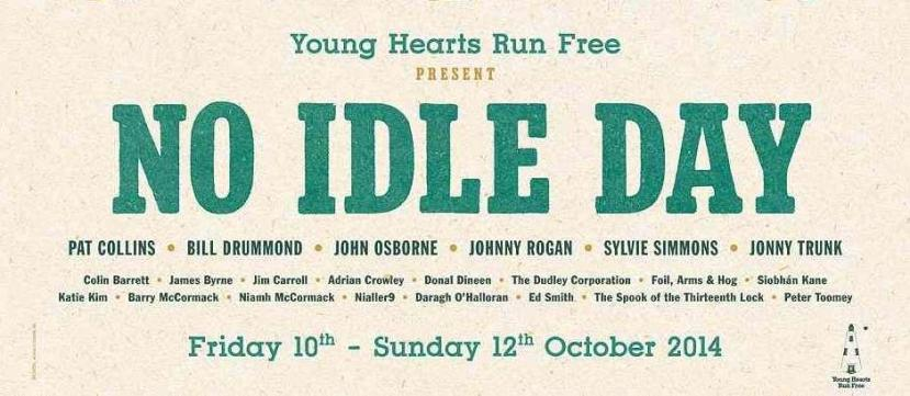 No Idle Day Logo