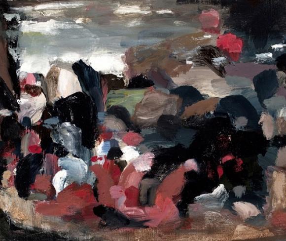 larger-Vignette-25x30cm-Oil-on-Canvas-2014-S.Lawlor