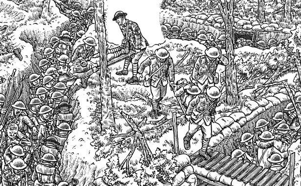 tranchees-somme-vues-joe-sacco-1560017-616x380