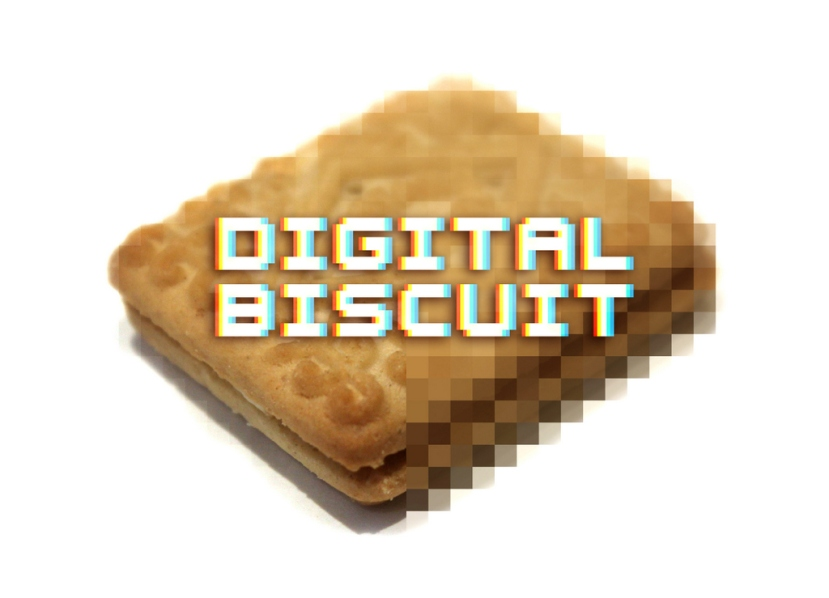 digital biscuit