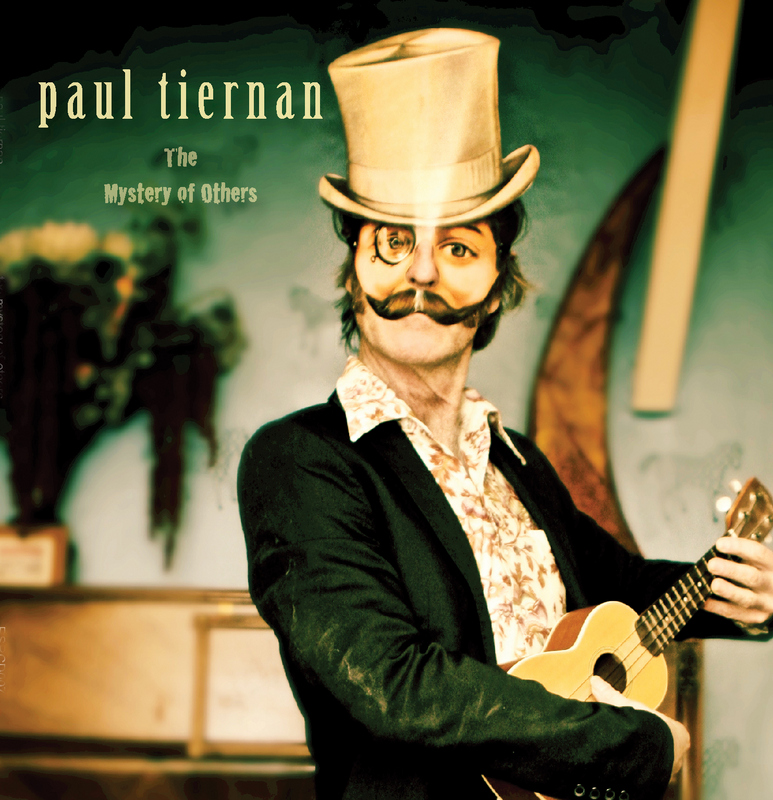 paul tiernan the mystery of others album cover