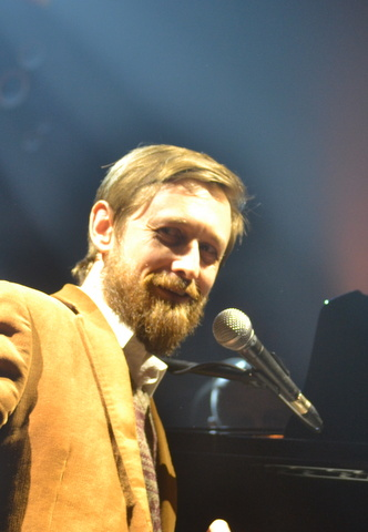 Divine Comedy - Meteor Choice Music Awards 2015
