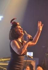 Julie Feeney performs Livee