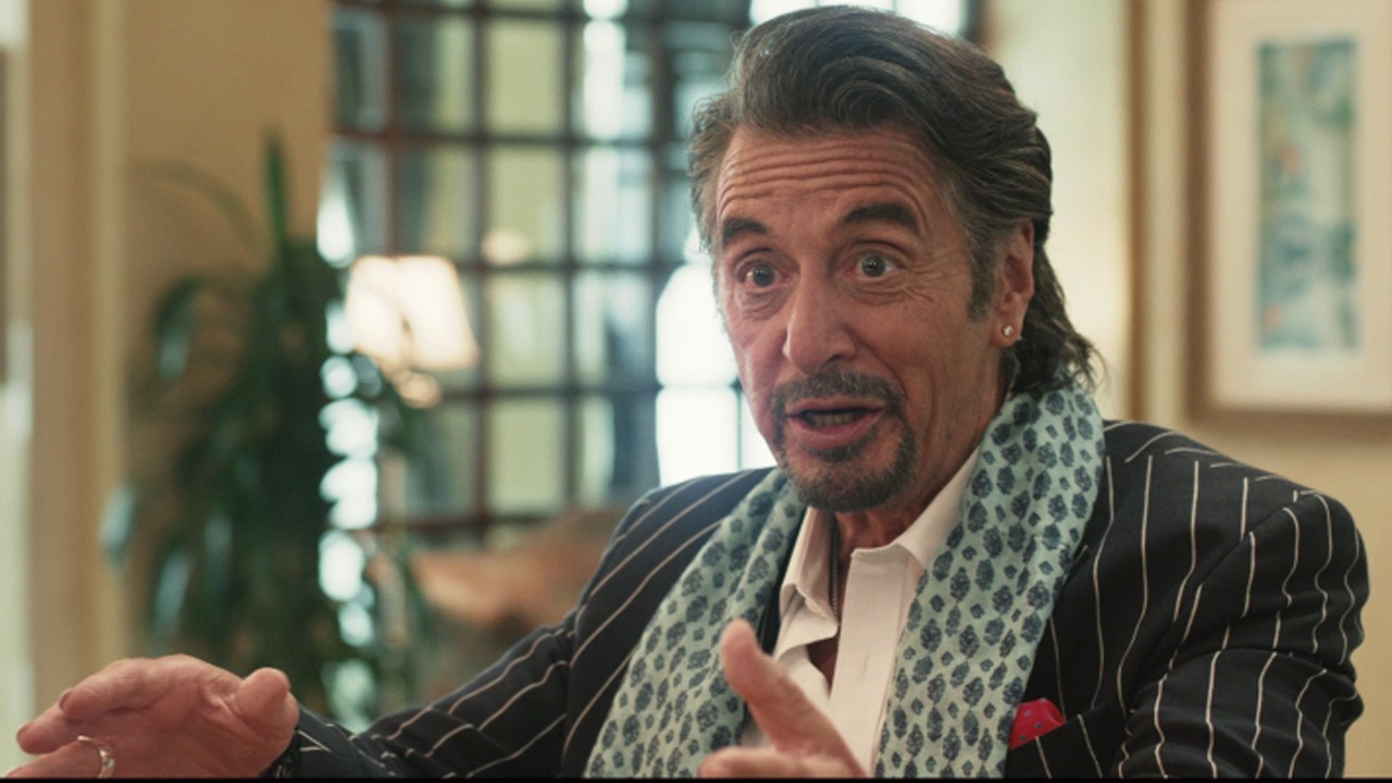 Danny Collins Danny Collins Movie Review No More Workhorse