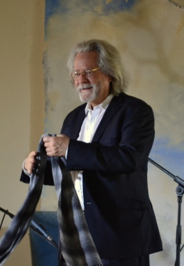 AC Grayling - Discussion at Borris