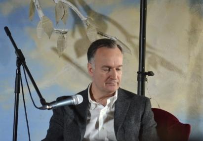 Andrew O'Hagan at Borris