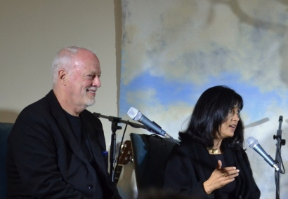 David Gilmour and Polly Samson - Borris
