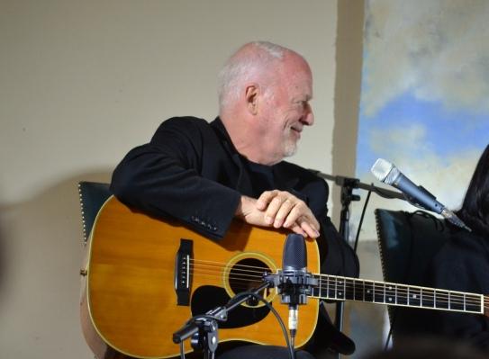 David Gilmour at Borris Festival