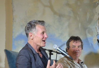 Michael Cunningham and Neil Jordan (2)