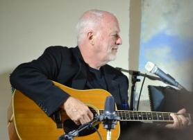 Pink Floyd - David Gilmour at Borris