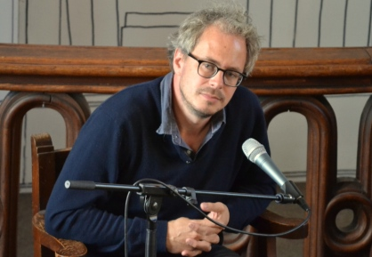 Reporting From The Frontline' – Olly Lambert - Borris House
