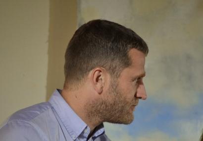 VICE correspondent Ben Anderso - Borrisn
