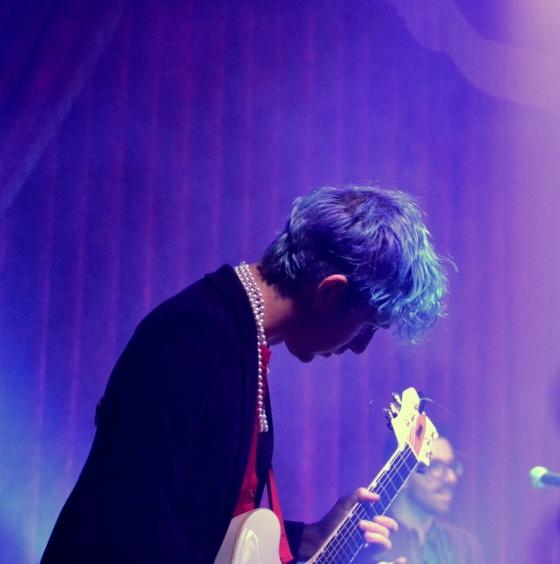 Ezra Furman on Guitar Dublin