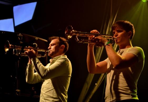Booka Brass Band - Mettropolis