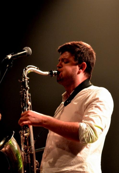 Booka Brass Band - RDS Dublin