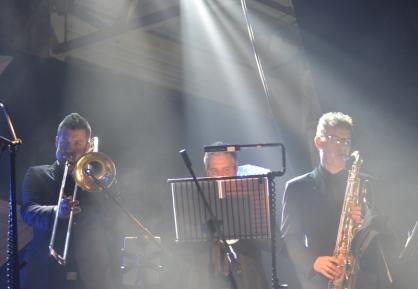 Matthew Herbert - Band Live