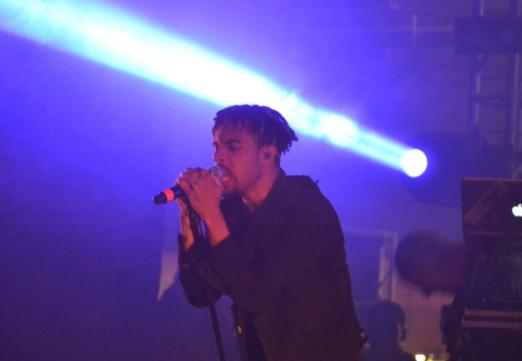 Vic Mensa - Live - Metropolis