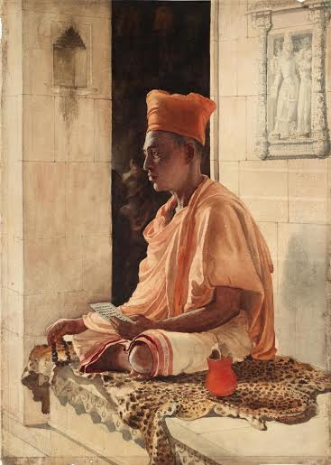 A Sannyasi - A Religious Mendicant exhibited 1882 John Griffiths 1838-1918 Presented by Miss Griffiths 1919 http://www.tate.org.uk/art/work/N03432