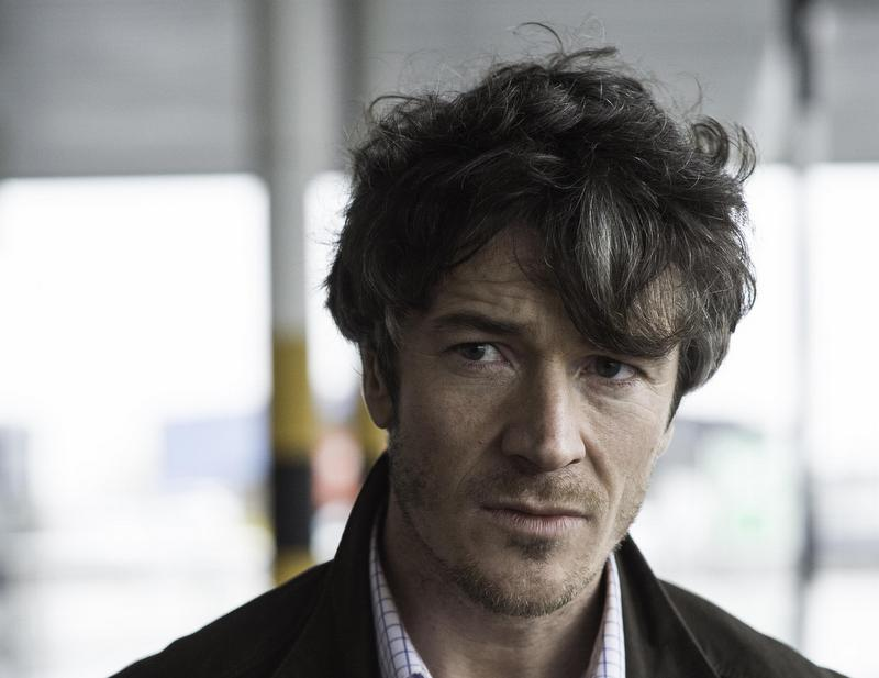Truth Commissioner Barry Ward as Michael Madden (Custom)