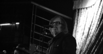 Mark Lanegan at the Academy