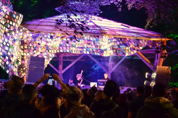 Body And Soul Stage