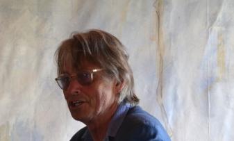 Bruce Robinson at Borris
