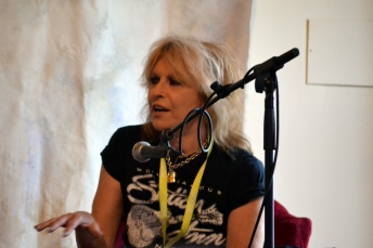 Chrissie Hynde at Borris Festival
