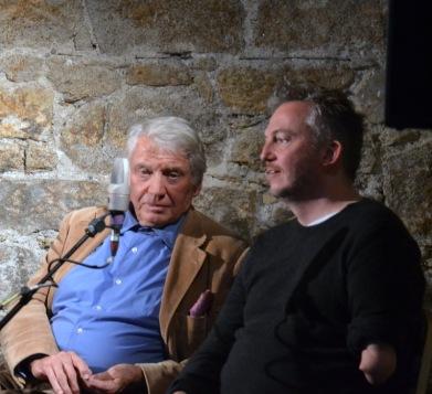 Don McCullin and Giles Duley at Borris