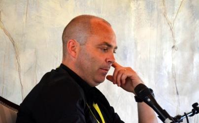 Donal Ryan at Borris