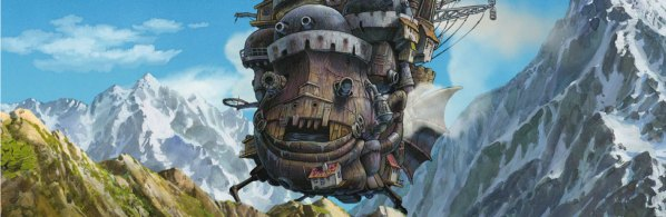 HOWL'S MOVING CASTLE 598x195