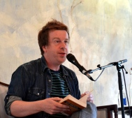 Kevin Barry Reading at Borris Festival