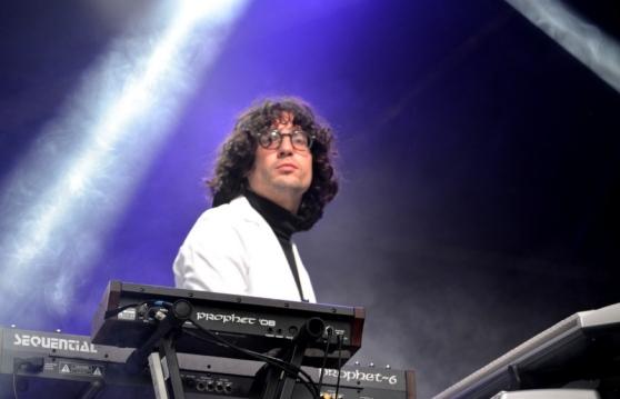 Neon Indian Keyboards - Body&Soul 2016