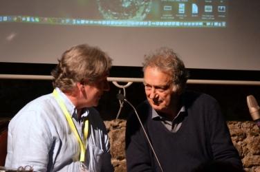 Stephen Frears at Borris Festival