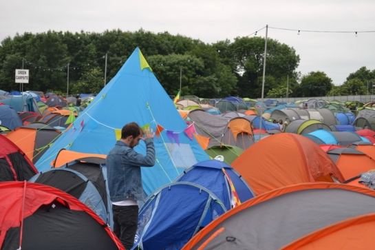 Whre's my Tent - B&S2016