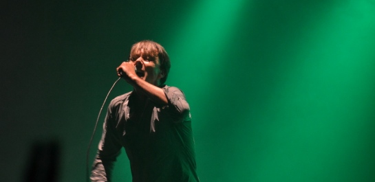 Suede Live Gig Galway 2016