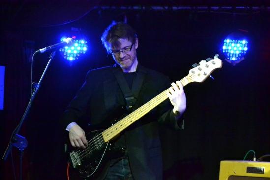 Mark Eitzel - Band - 2017