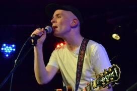 Jens Lekman with Guitar - Whelans