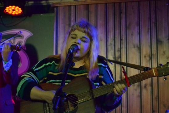 Samantha Crain and Guitar
