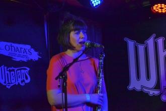 Samantha Crain Band - Whelans (2)