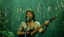 Angel Olsen on Guitar