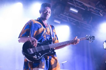 Olugbenga Adelekan of Metronomy perform on the Body&Soul Stage. Body&Soul Festival, Ballinlough Castle, Co. Westmeath. Limited weekend and Sunday tickets still available via www.bodyandsoul.ie: Photo: Olga Kuzmenko / AllenKielyphotography.com